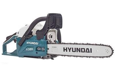 Бензопила Hyundai X 380