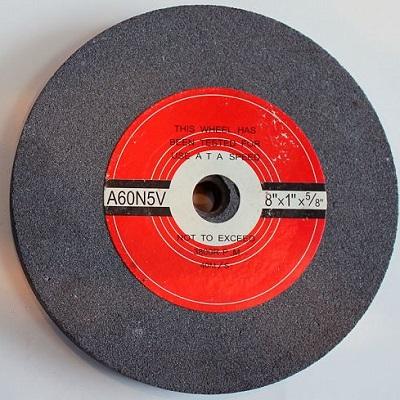Шлифовальный круг А60N5V 200х25х16