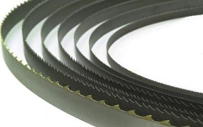 Полотно ленточное 2655х27х0.9 10/14 по металлу для станка Visprom PPK-230G, PPK-230B 26551014