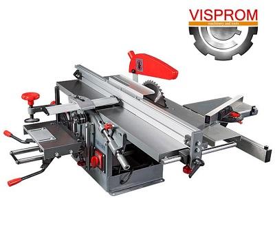 Cтанок Visprom CWM-200-3/220 комбинированный деревообрабатывающий 35220000