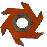 Фреза дисковая пазовая Belmash 125х32х10 z 6