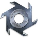 Фреза дисковая пазовая 125х32х6 z6
