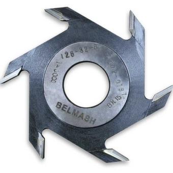Фреза пазовая Belmash 125х32х6 RF0013A