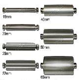 Комплект роликов для обработки радиусов для станка BPK-2100/400 Proma 25702001