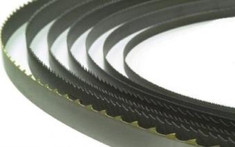 Полотно ленточное 2655х27х0.9 6/10 по металлу для станка Visprom PPK-230G, PPK-230B 26550610