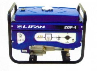 Генератор бензиновый LIFAN 2GF-4 (электростартер)