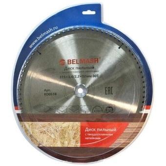 Пильный диск Belmash (315х32; 80Т) по дереву RD051B