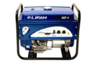 Генератор бензиновый LIFAN 4GF-4 (электростартер)