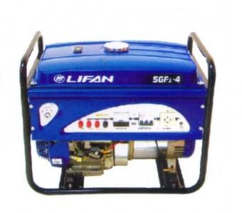 Генератор бензиновый LIFAN 5GF2-4 (электростартер)