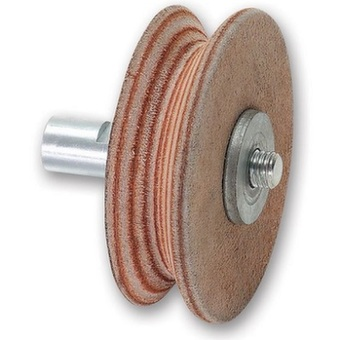 708028 Профилированный съемный кожаный круг для станка JET JSSG-10