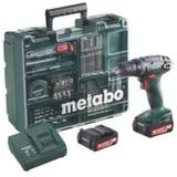 Аккумуляторный винтоверт Metabo BS 14.4 Set 602206880
