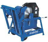 Маятниковая пила для распила дров Metabo BW 750 (0190707500)