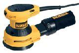Эксцентриковая шлифовальная машина DeWALT D26453