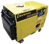 Дизельный генератор Champion DG6500ES