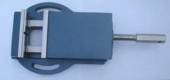 Сверлильные особо прочные тиски Groz DPV/100 GR35101
