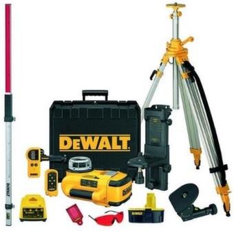 Ротационный лазерный уровень DeWALT DW079PKH