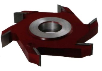 Фреза дисковая пазовая Belmash 125х32х8 z 6