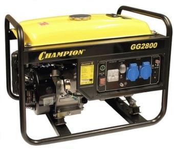 Бензиновый генератор CHAMPION GG2800