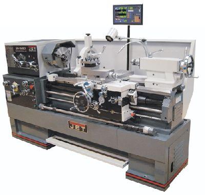 Токарно-винторезный станок JET GH-1880 ZX DRO RFS 50000765T