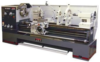 Токарно-винторезный станок JER GH-2660 ZH DRO RFS 50000785T