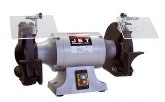 Промышленный заточной станок (точило) JET JBG-10A 380V