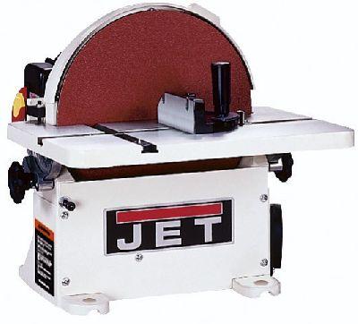 Тарельчатый шлифовальный станок JET JDS-12 708433M