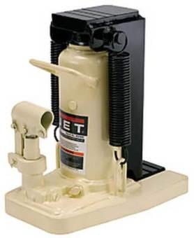 Промышленный домкрат бутылочного типа JET JTJ-5ST 454505