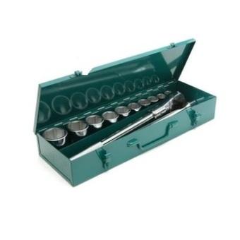 Набор торцевых ключей 3/4'' Kamasa-Tools K 4672, 15 предметов