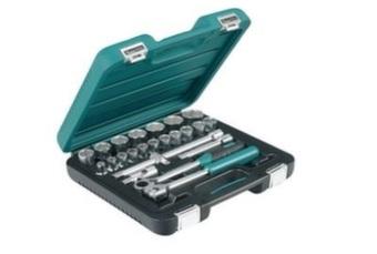 "Набор торцевых ключей 1/2"" Kamasa-Tools K 25008, 24 предмета"