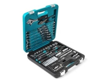 """Набор механика 3/8"""" + 1/4"""" Kamasa-Tools K 25014, 90 предметов"""