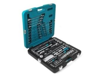"""Набор инструментов 1/2""""+3/8""""+1/4"""" Kamasa-Tools K 25017, 139 предметов"""