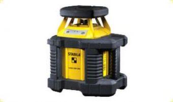 Самонивелирующий горизонтальный ротационный лазерный прибор STABILA LAR 200 Complete Set