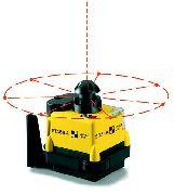 Ротационный лазерный прибор ручного обслуживания, тип LMR
