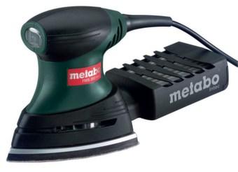 Дельтавидная вибрационная шлифовальная машина Metabo FMS 200 Intec (6.00065.50)
