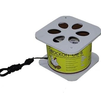 Овоскоп Несушка ОВ-6 на 6 яиц