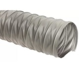 Гибкий шланг ПВХ, длина 10 м, диаметр 100мм, стенка 0,5мм JET WV-100-10