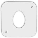 Решетка гусиная на 1 яйцо к овоскопу Несушка