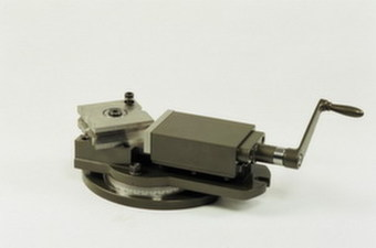 Тиски с поворотной губкой Groz RHV/100 GR35053