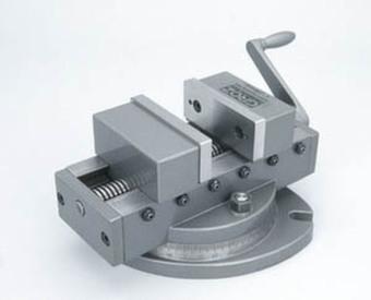 Cтаночные, самоцентрирующие, высокоточные тиски Groz SCV/SP-100 GR35040