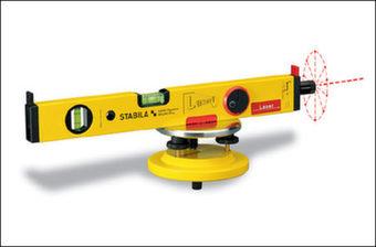 Лазерный уровень STABILA Тип 80 LMX-P+L Complete Set с линейной функцией