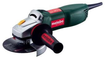 Угловая шлифовальная машина Metabo WE 9-125 Quick (6.002695.00)