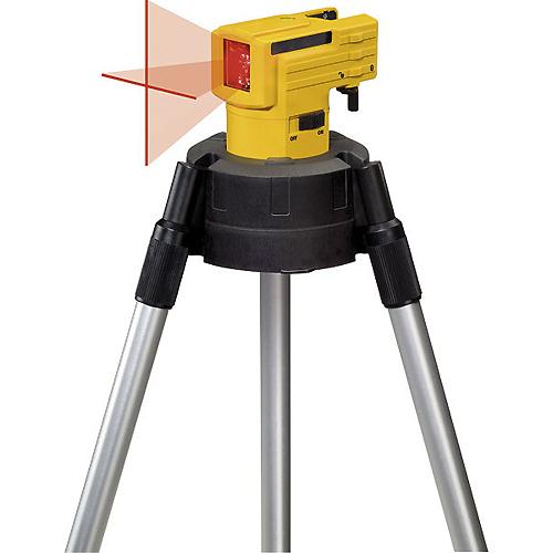 Самонивелирующийся лазерный прибор с перекрещивающимися линиями Stabila LAX-50